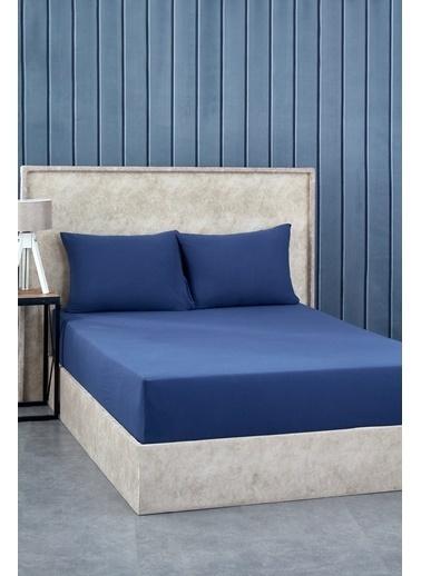 Komfort Home Komfort Home Tek Kişilik Penye Lastikli Çarşaf Seti 120X200 Cm Renkli
